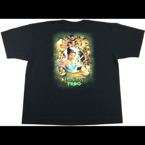 Disney Store The Princess And The Frog Men's Shirt